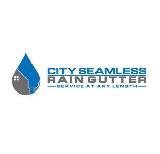 City Seamless Rain Gutter
